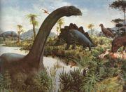 恐竜のご飯を食べよう!!