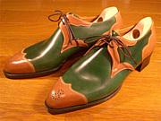 ビスポーク 誂え靴 紳士靴