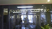 Sydney・College・of・English