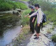 水際探検隊