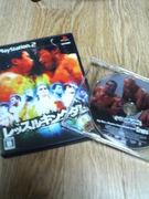 レッスルキングダム【PS2版】