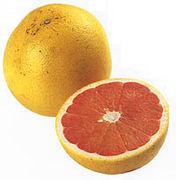 グレープフルーツを食べると汗が