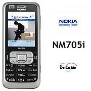 DoCoMo FOMA NM705i