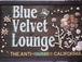 ☆Blue Velvet Lounge☆