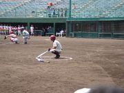 極悪高専 軟式野球部。