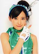 Cutie green(中島早貴)