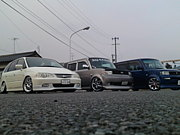 D-UP CAR in 飯田★クラブ絆★