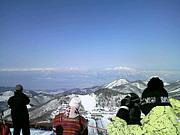2010名大スキー合宿1班