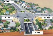 渋滞日本一?「原宿交差点」