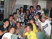 洋上 ヤニーズ2008