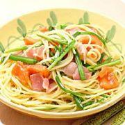 Spaghetti aglio, olio e....