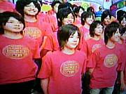 TFP2@赤Tシャツ組