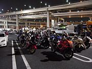 YOKOHAMA BIKE NIGHT