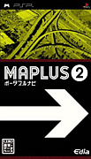 MAPLUSポータブルナビ 2