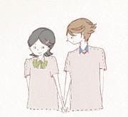 一之瀬×秋【イナズマイレブン】