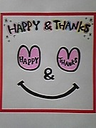HAPPY & THANKS♪