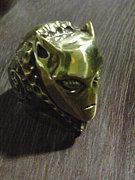 JOJOの奇妙な金属造形
