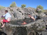 北カリフォルニアの秘湯