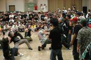 千葉県でダンスする人々