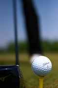 ゴルフの時間ですよ