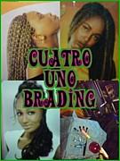 †CuatRo-UNO.†Braiding