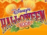 ディズニー・ハロウィーン 2006