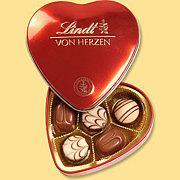 LINDT & SPRUNGLI チョコレート