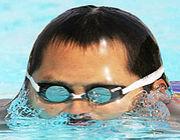 津枝も水泳部