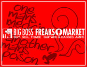 BIG BOSS FREAKS MARKET