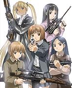 GUNSLINGER GIRL -IL TEATRINO-