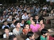 ミャウンミャ@ミャンマーの田舎