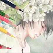色鉛筆お絵描き講座