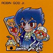 聖戦士ロビンJr.P&S