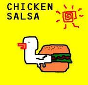 CHICKEN SALSA(チキンサルサ)