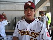 【楽天】石川 賢【背番号60】