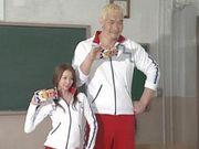チェ・ホンマンより背が低い。
