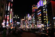 新宿でPSY愛好家