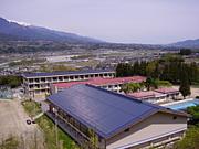 長野県豊丘中学校『若鮎会』