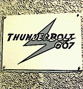 THUNDERBOLT 007