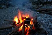 焚き火が好きでたまらない!