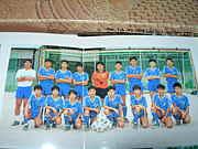 東陽中学サッカー部卒業生