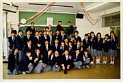 市川市立第七中学校3年8組