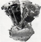 Harley-Davidson/ショベルヘッド