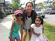 カナダのバンクーバーで親子留学