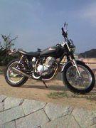 CB400SS  中国地区