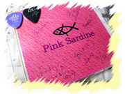 Pink Sardine
