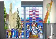 平和記念聖堂・幟町教会が好き!