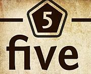 5  -  F  i  v  e  -