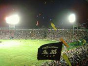 スタジアムに行きましょう