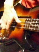 Bassはスラップ